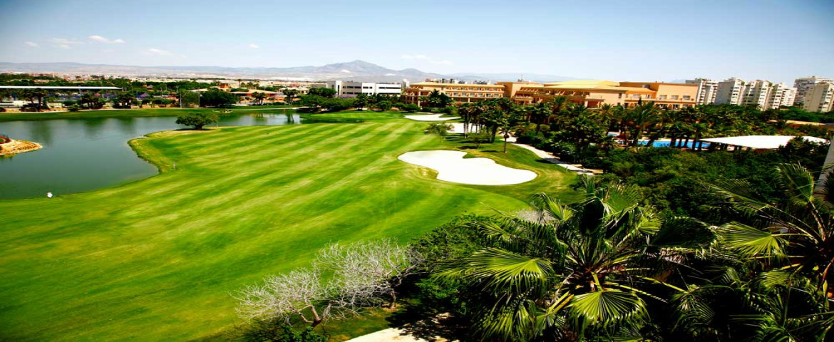 Hotel Alicante Golf - Golf Breaks